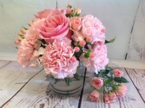 Pink Puff  in Easton, CT | Felicia's Fleurs
