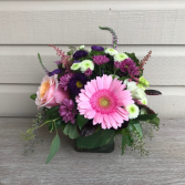 Pink & Purple Passion Arrangement