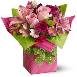Pretty in Pink  in Maryland Heights, MO | MARYLAND HEIGHTS FLORIST