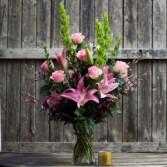 PINK ROMANCE Vase Arrangement
