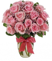 Pink Rose Bouquet Item #BF251-11KMR