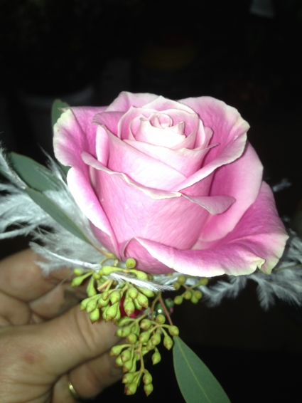 Pink Rose Bout Bout