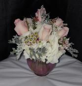Pink Rose Bowl