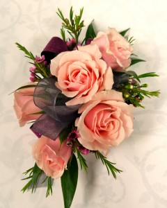 Pink Rose Corsage Wrist Corsage In Edgerton Wi Edgerton Floral