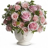 Parisian Pinks Floral Bouquet