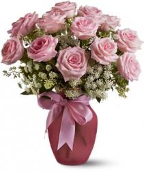 Pink Roses fresh flowers