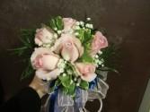 Pink Roses Handheld
