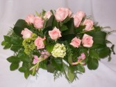 PINK SALUTATIONS - Prince George BC  FUNERAL FLOWERS: AMAPOLA BLOSSOMS