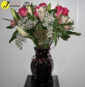 Roses-Heart Throb