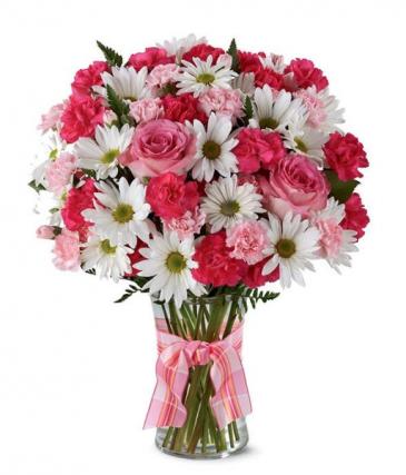 Pink Surprise Bouquet Bouquet