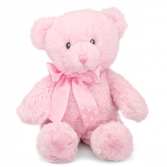 PINK TEDDY BEAR  Gift for Special Occasion