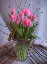Tulip Vase Vase