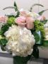 Pink Sea Breeze Vase Arrangement