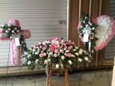 Pink & White Set
