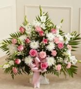 Pink & White Sympathy