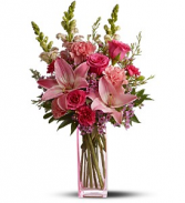 Pink Wink - 515 Vase Arrangement