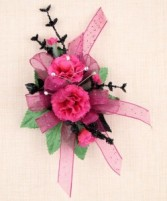 Pinky Carn Corsages