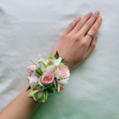 Pinky  Corsage