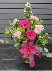Pinky Promise Vase