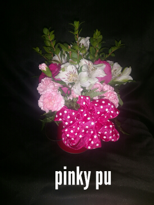 Pinky pu Hints of pink in Sentinel, OK | JJ GIFT SHOP