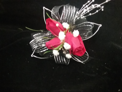 Pioneer Bling Prom Corsage