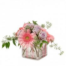 Pirouette Fresh Flower Arrangement