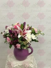 Pitcher of Love Mother's Day Arrangement