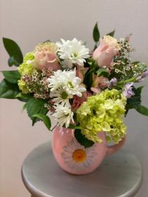 Pitcher of love Vase