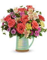 PITCHER THIS Vase Arrangement