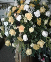 Pittsburgh Steelers Casket Spray