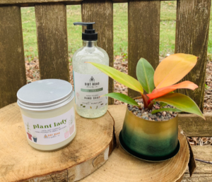 Plant Lady Life  Candle, Soap, and Plant Bundle in Iowa City, IA | Every Bloomin' Thing