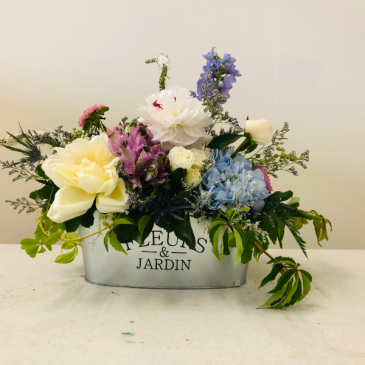 Planter Perfection  Planter / Basket Floral