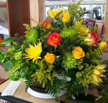 Plant/Flower basket Basket