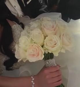 Playa Blanca Hand Gathered Bouquet