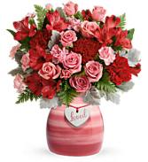 Playful Pink Vase