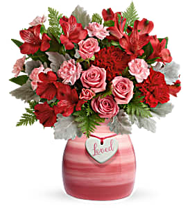 Playfully Pink Bouquet Teleflora