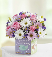 Playtime for Baby Girl Bouquet 147188