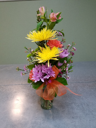 Pleasant Thoughts Vase Arrangement