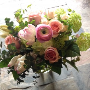 Pleasantly Pink Vase Arrangement in Toronto, ON | BOTANY FLORAL STUDIO
