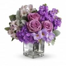 Purple is Better Bouquet