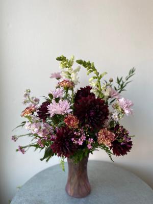Pleasing Purples  in La Grande, OR   FITZGERALD FLOWERS