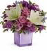 Pleasing Purples Floral Bouquet