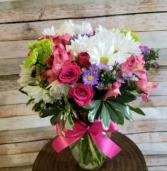 Pleasingly Pretty Vase Arrangements