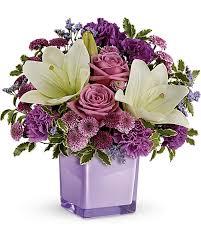 Pleasure purple  in Calgary, AB | PANDA FLOWERS SUNRIDGE