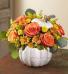 Plentiful White Pumpkin Fall