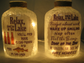 PLUG IN LAKE BOTTLE LIGHTS GIFT