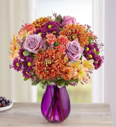Plum Crazy™ For Fall '19 Arrangement