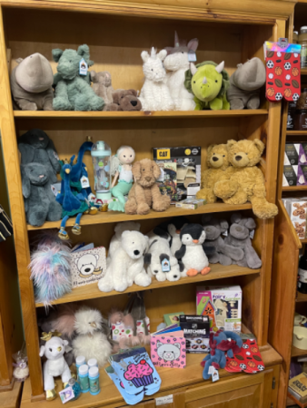 Plush and Gift Ideas