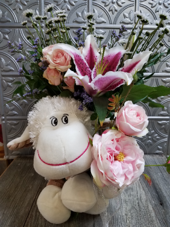 Plush and Posy Bouquet Bouquet