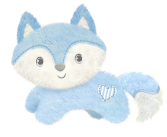 Plush Blue Fox